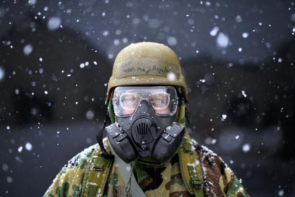 Us Dept Of Defense Orders 250 Million Of Gas Masks